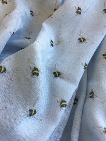Apparel Scarf Flight of the Bumblebee