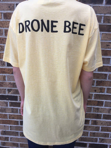 Apparel T-shirt It's All About Bees! Drone Bee