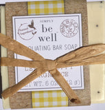 Soap Bar Simply Be Well Moisturizing Body