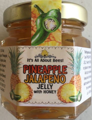 Mini Pineapple Jalapeno Jelly