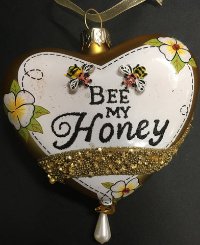 Ornament Bee My Honey