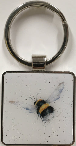Flight of the Bumble Bee Key Chain