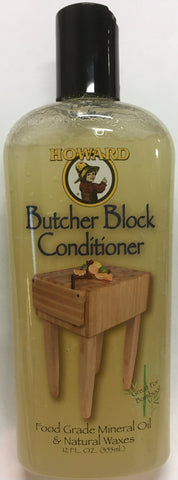 Wood Butcher Block Conditioner
