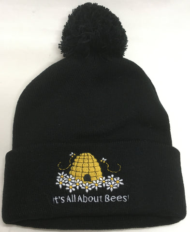 Apparel IAAB Stocking Cap, solid Black