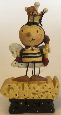 Decor Queen Bee Figure