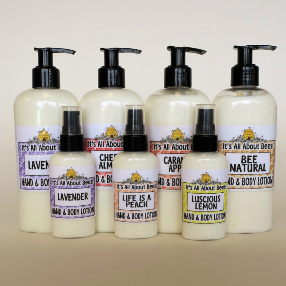It's All About Bees! HAND & BODY LOTION