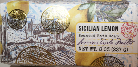 Soap Sicilian Lemon San Francisco Soap Company