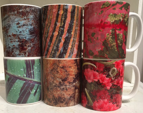 Cups Mugs Ceramic Photos by Kathleen Zuchniak