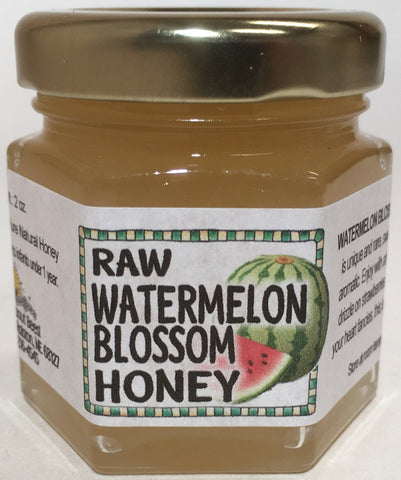 Mini Raw Watermelon Blossom 2oz