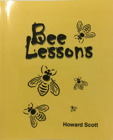 Book Bee Lessons by Howard Scott