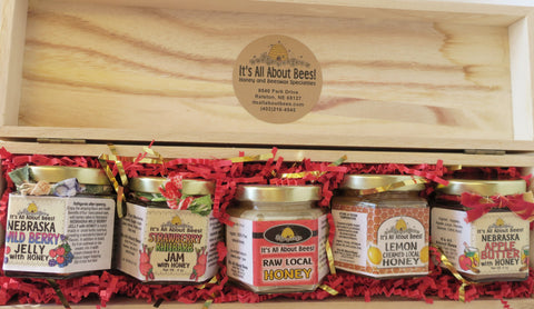 Bee Boxes Gift Set