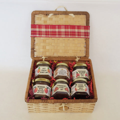 Mini Picnic Gift Basket