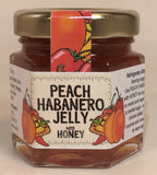 Mini Peach Habanero Jelly