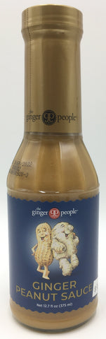 The Ginger People Ginger Peanut Sauce