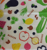 Buzzee Reusable Food Wrap Harvest