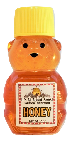 Local Nebraska Honey Bear