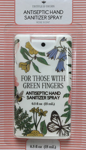 Antiseptic Hand Sanitizer Spray
