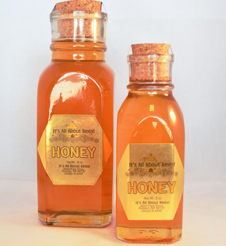 Muth Jar Honey