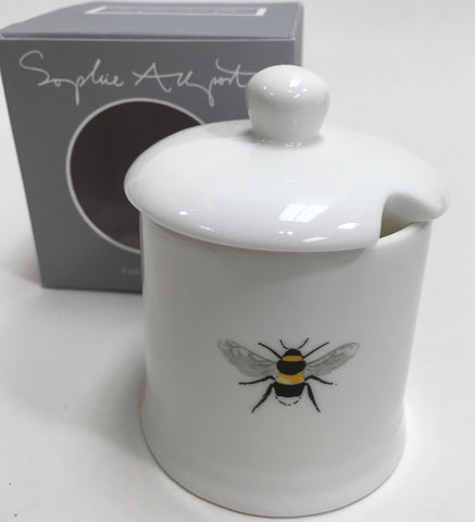 Jam Jelly Jar with Bumble Bee
