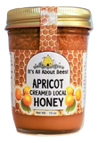 Apricot Creamed Honey