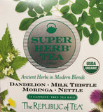 Tea SuperHerb Assortment Cube Bags