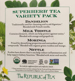 Tea Super Herb Assortment Cube Bags