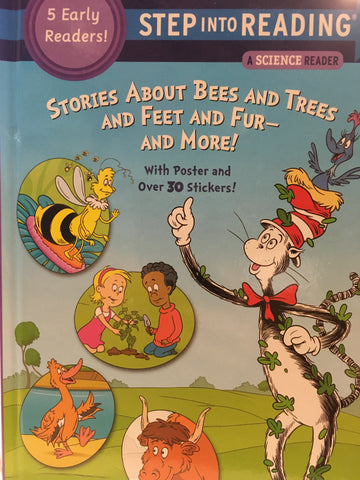 Cat In The Hat Stories About Bees and Trees and more