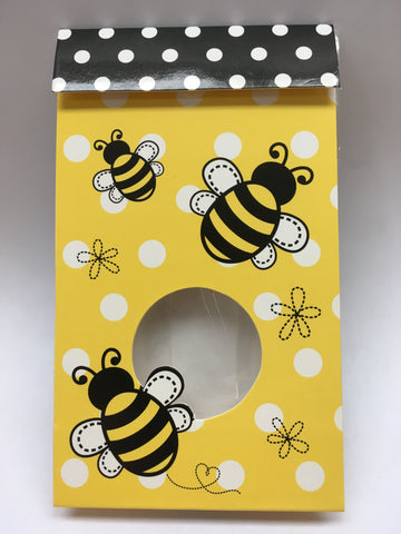 Bee Party Gift Bags Dozen