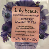 Tea  Hibiscus Beautifying Botanicals Individual Bag