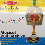 Baby Musical Pull Beehive Toy Melissa & Doug