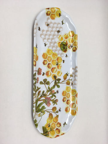 Honey & Clover Accent Tray