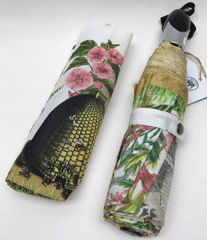 Umbrella Honey & Clover Travel Umbrella