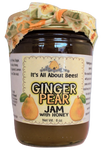Ginger Pear Jam with Honey