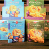 Gin Gins Original Ginger Chews Travel Pack