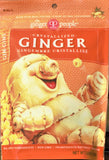 The Ginger People Gin Gin Crystallized Ginger Candy Bag (Fiji) 3.5oz