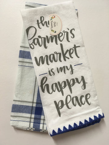 Kitchen Towel Farmers Market