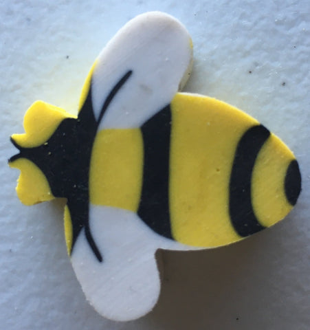 Bee Party Favor Pencil Eraser