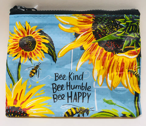 Zipper Wallet Bee