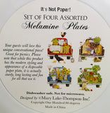 Everyday Trucks Melamine Plates