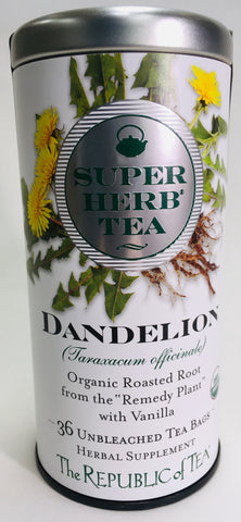 Dandelion Super Herb Tea
