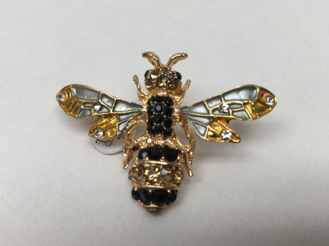 Jewelry Pin Bee Different styles to choose from