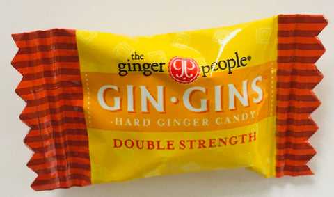 The Ginger People Gin Gin Individually Wrapped Candies