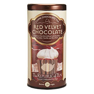 Red Velvet Chocolate Red Tea