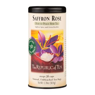 Tea Saffron Rose