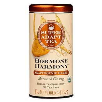 SuperAdapt Tea - Hormone Harmony Maca and Ginseng