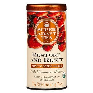 SuperAdapt Restore and Reset - Reishi Mushroom and Cocoa