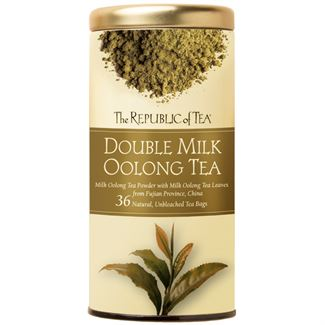 Double Milk Oolong Tea