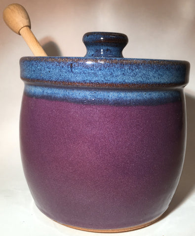 Honey Pot by a Local Potter