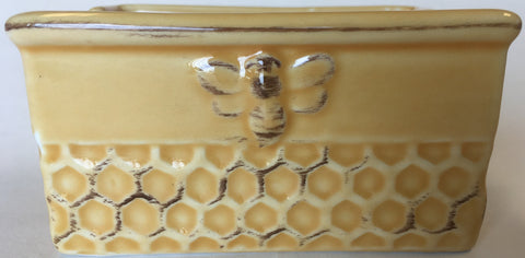 Kitchen Packet Holder Honeycomb with Bee