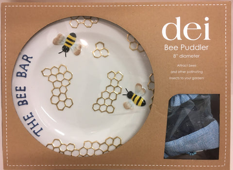 Bee Puddler Ceramic